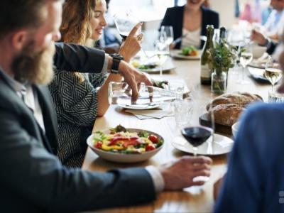 Бизнес-ужин в Доме Немецкой экономики: Повышение эффективности как залог выживания бизнеса